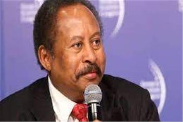 رئيس مجلس الوزراء الدكتور عبد الله حمدوك نظريه الاثيوبي