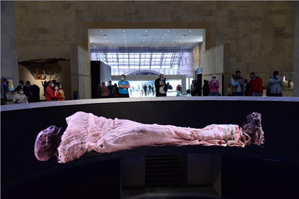 بعد تجهيز المومياوات... متحف الحضارة يعلن مواعيد استقبال الزوار لها