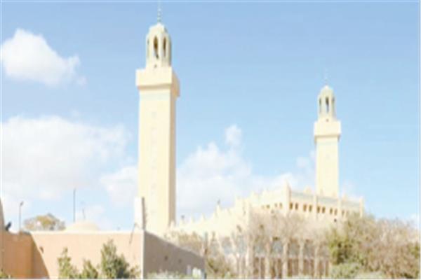 مسجد على الجمام بمدينة البهنسا