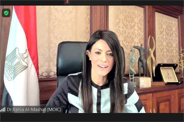 وزيرة التعاون الدولي الدكتورة رانيا المشاط