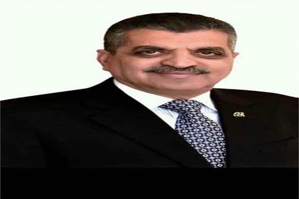 رئيس هيئة قناة السويس الفريق أسامة ربيع
