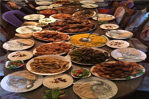 عزومات رمضان