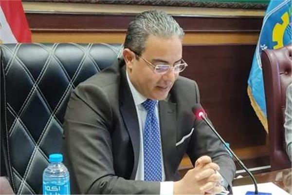 طارق سعده.. نقيب الاعلاميين