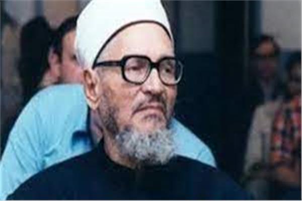 الشيخ عبدالحليم محمود بالأزهر