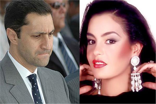 شيريهان وعلاء مبارك