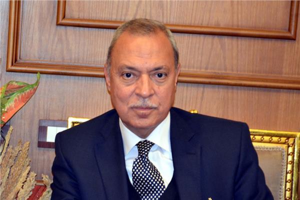 محافظ القليوبية اللواء عبد الحميد الهجان