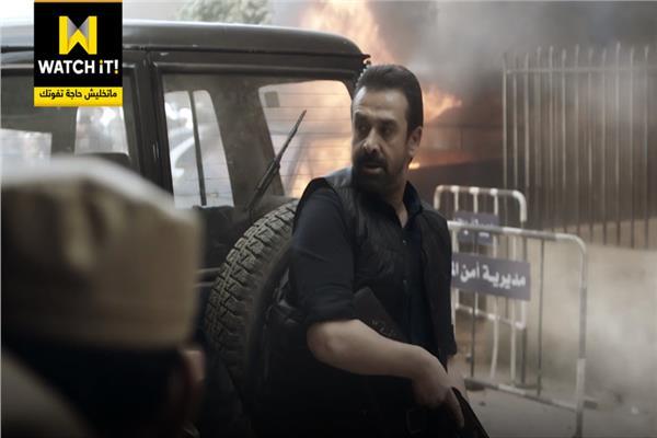 كريم عبد العزيز في الحلقة 5 من «الاختيار 2»