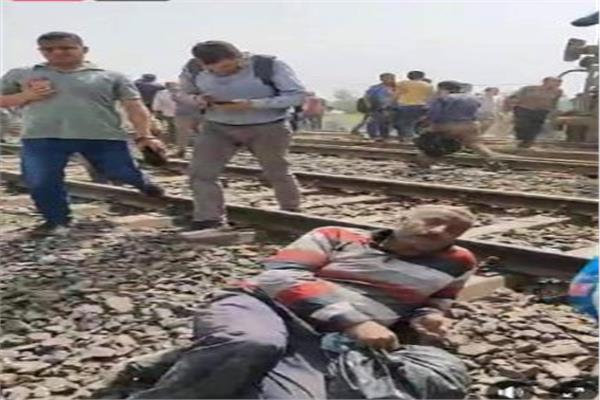 سقوط مصابين.. مصدر يكشف تفاصيل حادث قطار طوخ