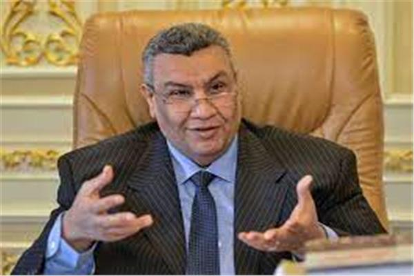 النائب مصطفى سالم، وكيل لجنة الخطة والموازنة بمجلس النواب