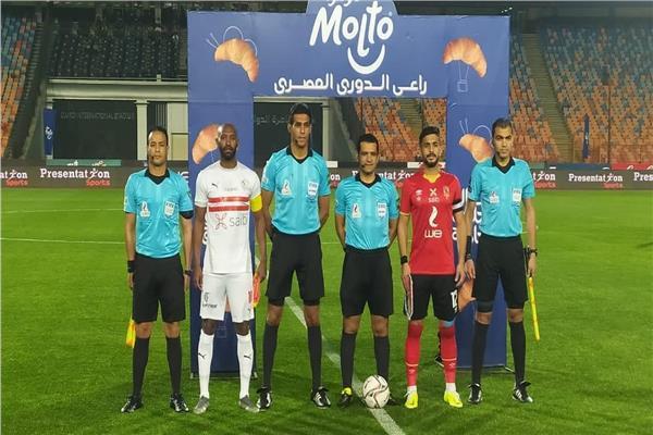 صورة قبل انطلاق المباراة