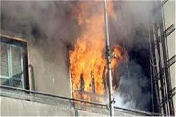 حريق شقة فيصل - أرشيفية
