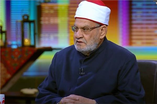 الدكتورأحمد كريمة الأستاذ بجامعة الأزهر