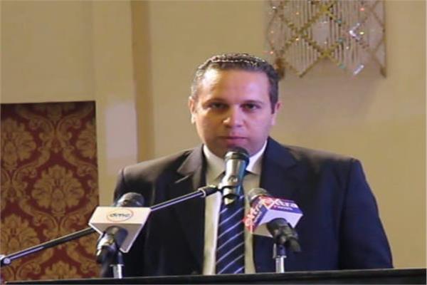 المهندس احمد حشيش امين صندوق مساعد