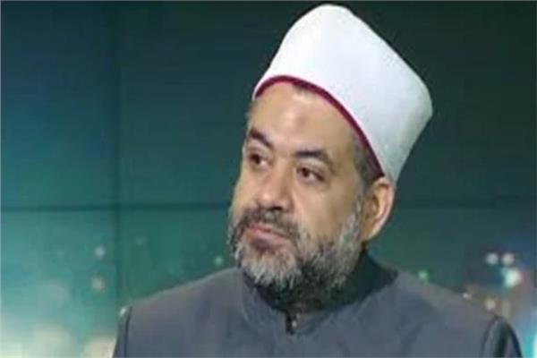 خالد عمران أمين الفتوي بدار الإفتاء المصرية