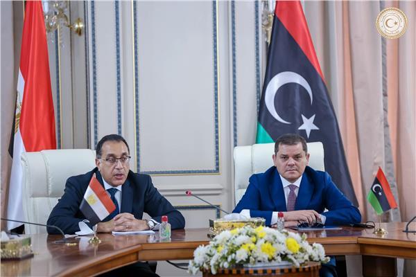 رئيس الحكومة الليبية: نتشرف بدعوة الرئيس السيسي لزيارة طرابلس