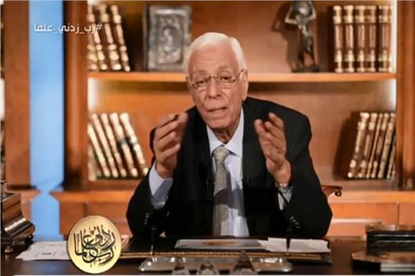 الدكتور حسام موافي أستاذ طب الحالات الحرجة بقصر العيني