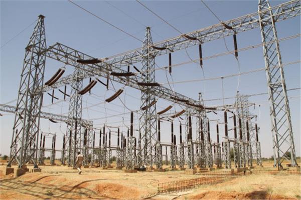 الشبكة القومية للكهرباء
