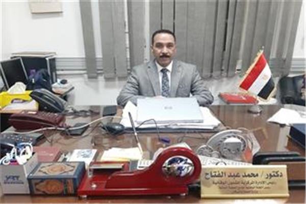 الدكتور محمد عبد الفتاح