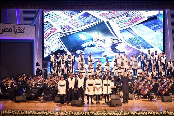 كورال أطفال مصر يحقق حلم ياسر في الغناء