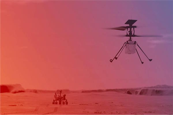 «إنجينيويتي»..أول رحلة طيران خارج الكوكب تحصل على أرقام تسجيل من الإيكاو