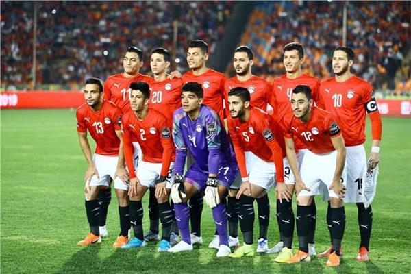 منتخب مصر الأولمبى