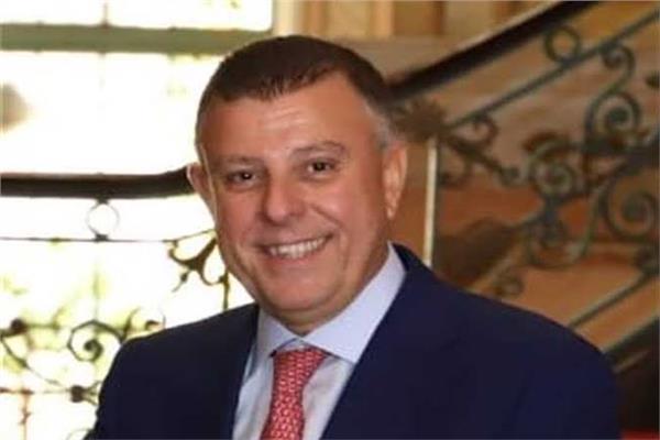 أ.د. محمود المتيني رئيس جامعة عين شمس
