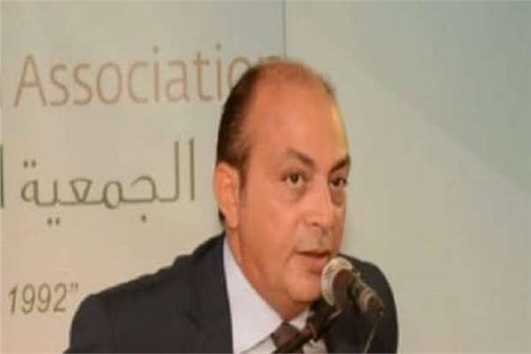 عمرو فايد المدير التنفيذي للجمعية المصرية لرجال الاعمال