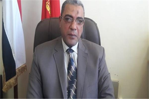 ناصر ثابت وكيل وزارة التموين ببورسعيد