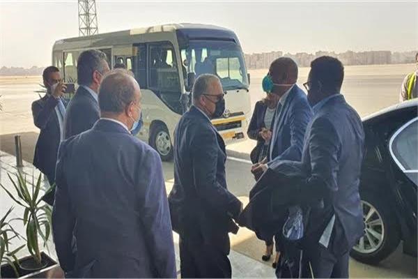 رئيس الاتحاد الأفريقي لكرة القدم