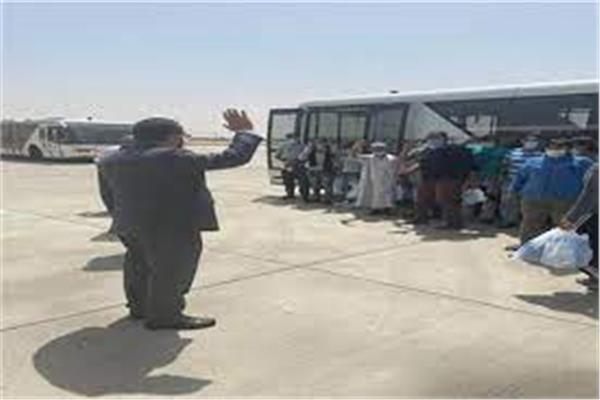 عودة الصيادين المحتجزين في إريتريا