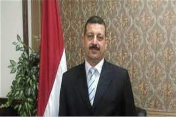 الدكتور ايمن حمزة المتحدث الرسمي لوزارة الكهرباء