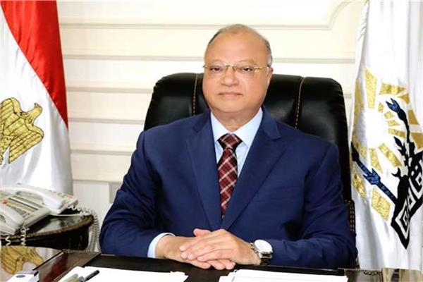 محافظ القاهرةاللواء خالد عبد العال