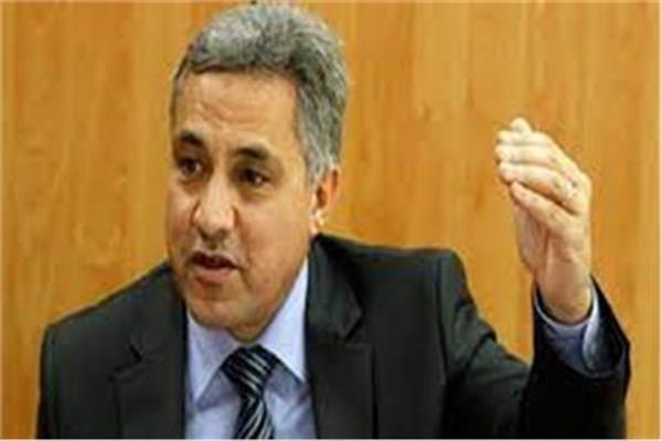 النائب احمد السجيني رئيس لجنة الإدارة المحلية