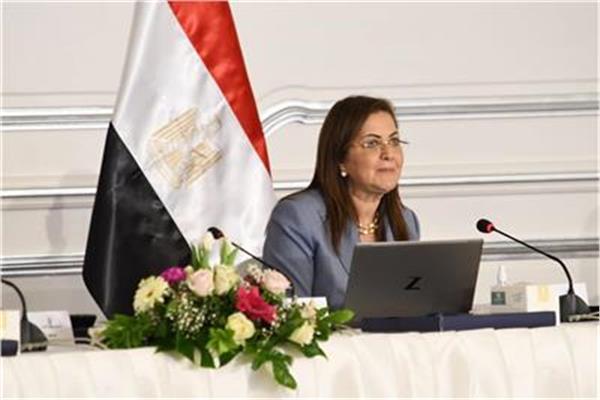 وزيرة التخطيط والتنمية