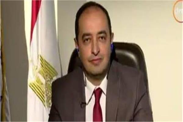الدكتور عمرو عثمان مساعد وزير التضامن الاجتماعي