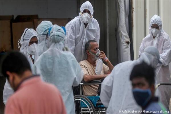 الهند تعلن عن موعد انحسار أزمة الأوكسجين بسبب كورونا