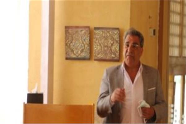 مساعد وزير السياحة والآثار لقطاع المنشآت السياحية والفندقية