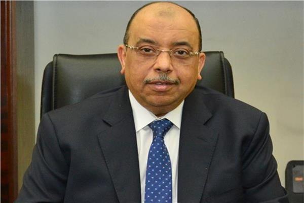 اللواء محمود شعراوى وزير التنمية المحلية،
