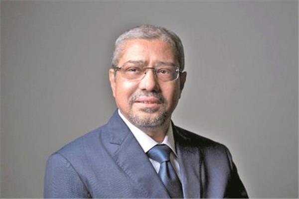 المهندس ابراهيم العربى رئيس الاتحاد العام للغرف التجارية