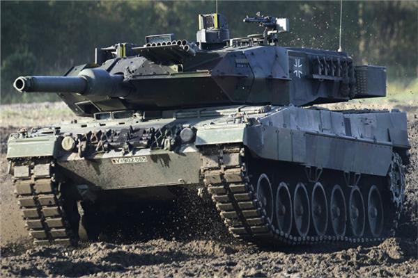 ليوبارد 2 Leopard 2