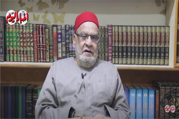 الدكتور «أحمد كريمة» أستاذ الفقه المقارن والشريعة الإسلامية بجامعة الأزهر