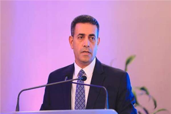 رئيس مجلس المفوضية الوطنية العليا للانتخابات بليبيا عماد السايح
