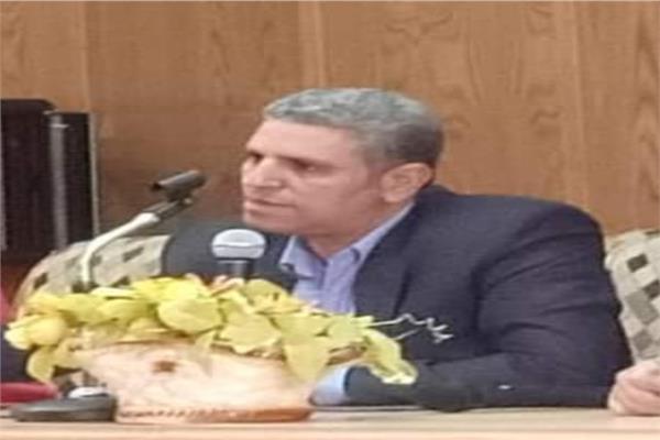 امام فوزى وكيل وزارة التضامن الاجتماعى بمحافظة المنوفية
