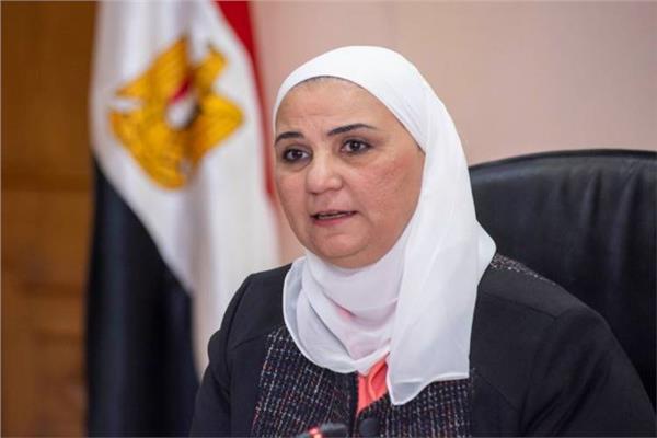 نيفين القباج وزير التضامن الإجتماعي