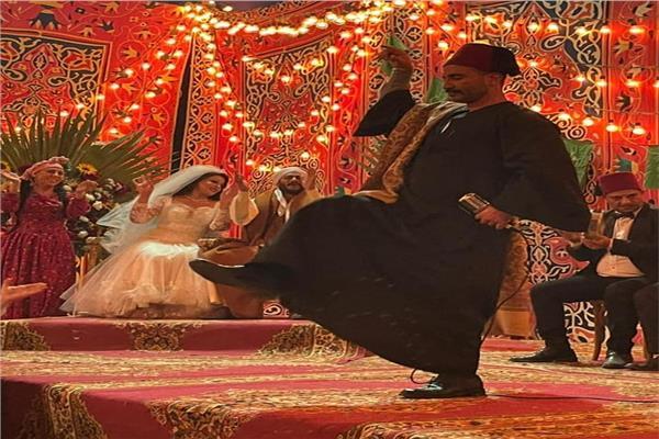 أحمد سعد ومحمد رمضان وسمية الخشاب