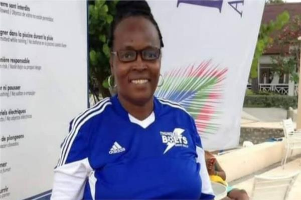 مشرفة منتخب سيدات هايتي