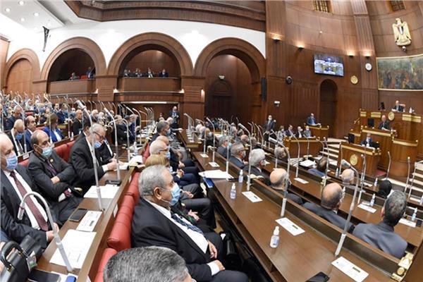 مجلس الشيوخ - أرشيفية