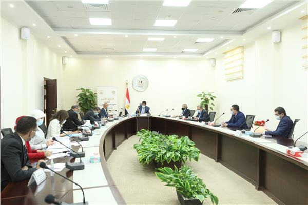 اجتماع مجلس إدارة صندوق تطوير التعليم