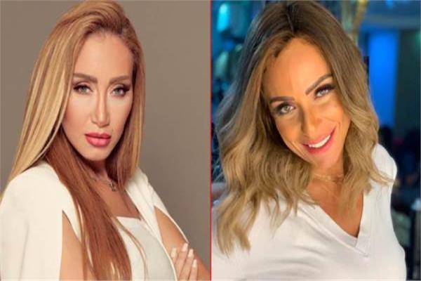 ريم البارودي و ريهام سعيد