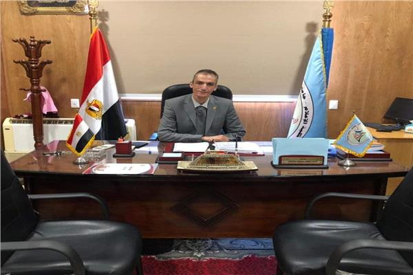 محمد شوقي مدير عام كلية الإعلام بجامعة المنوفية